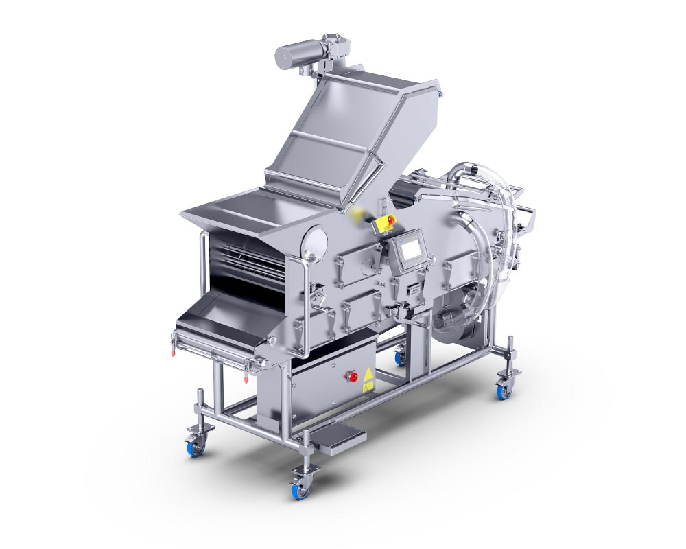 APT Pro 400 Breading Machine by alco