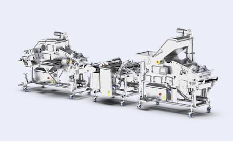 Coating Line by alco food machines