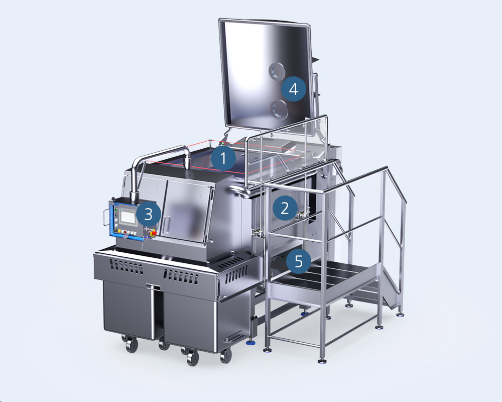 AHC Hot Cook by Alco Food Machines