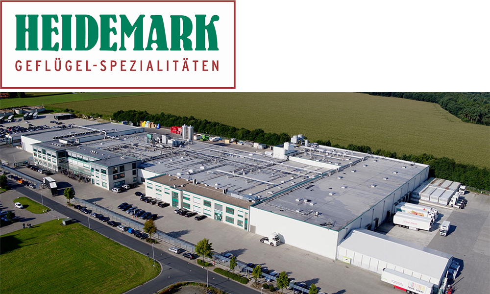 Heidemark Logo and Headquarter Reference